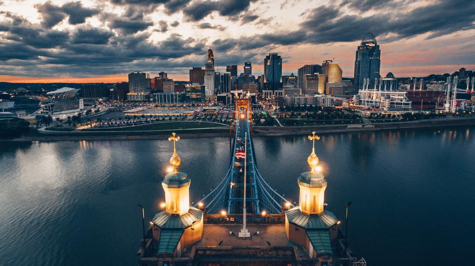 In a January Facebook post, we asked our fans and followers to send us some of their own, iconic images of the city. Here are some of our favorite submissions. Enjoy! #cincyrefined / Image: Steve Zeinner Photography // Published: 2.3.18