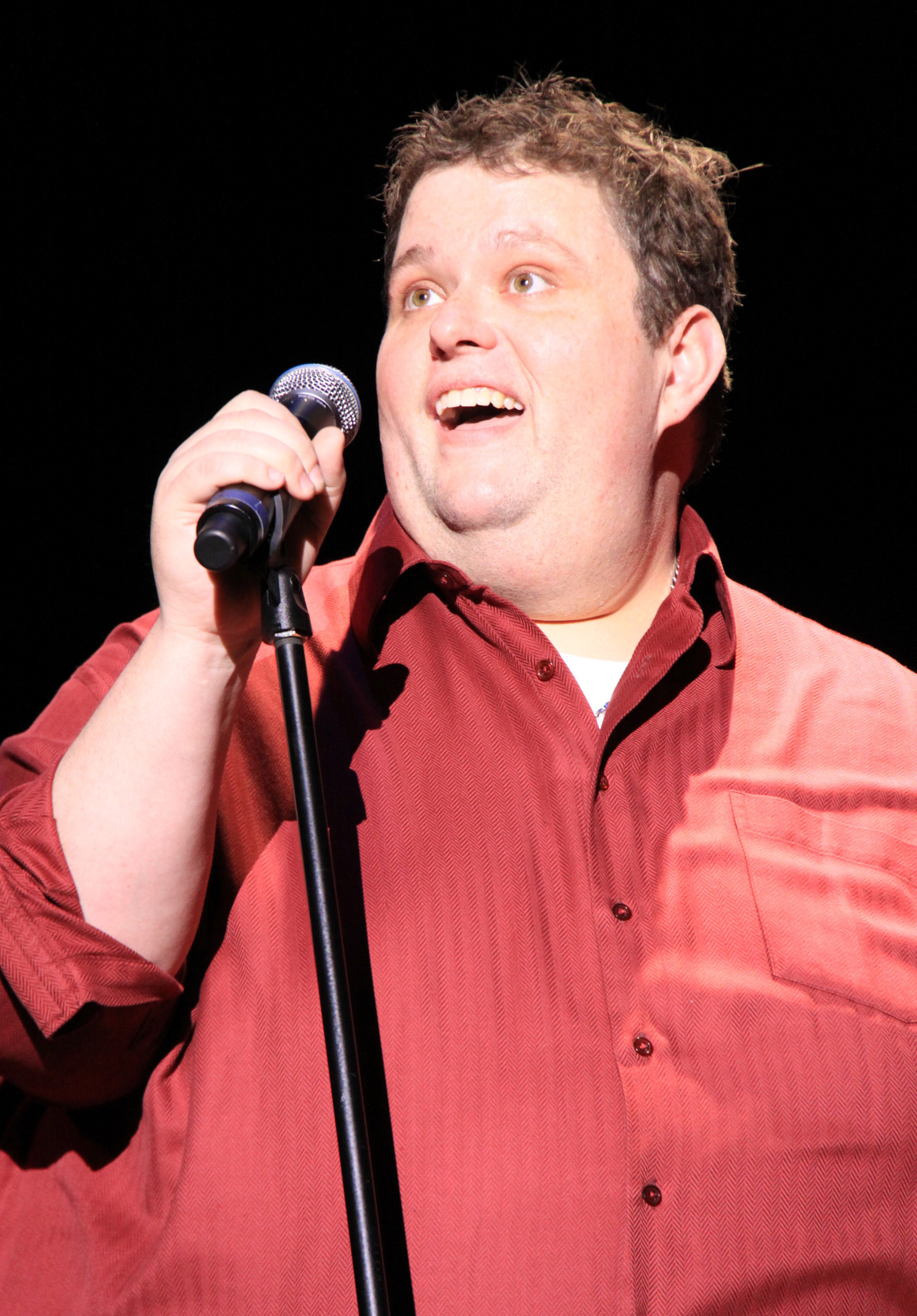 Ralphie May                  performs a live show at the GWU Lisner Auditorium                  Washington                                    Featuring: Ralphie May                  Where: DC, United States                  When: 09 Apr 2011                  Credit: WENN