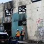 Report: Oakland warehouse fire cause not determined