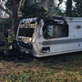 Mobile home catches fire, Gainesville man loses everything he owns