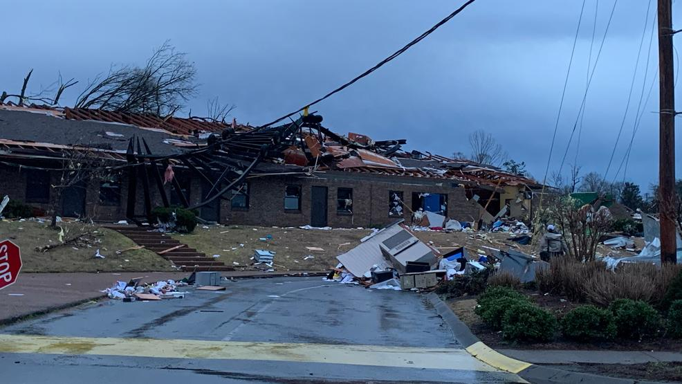 Death toll rises as daylight shows tornado, storm devastation in Middle Tennessee