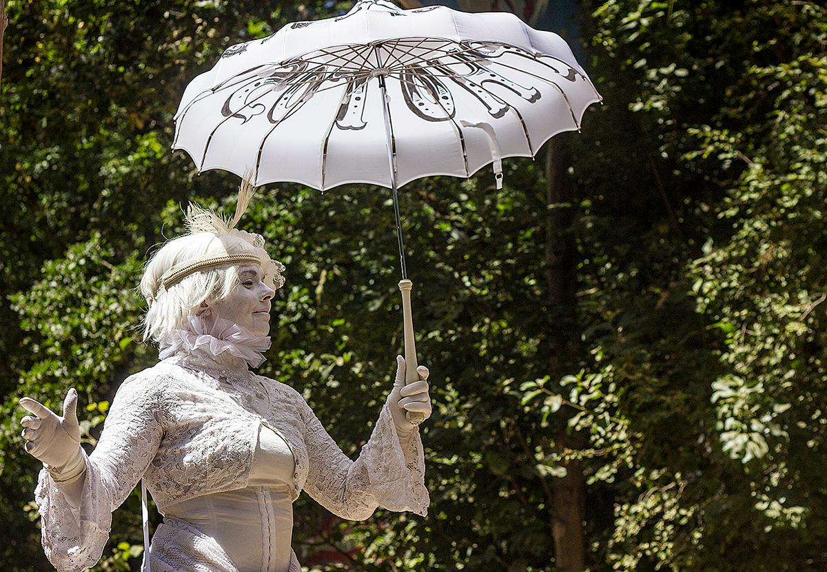 Costumes of the Oregon Country Fair<p></p>