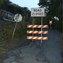 Fire chief worried after railroad closes street