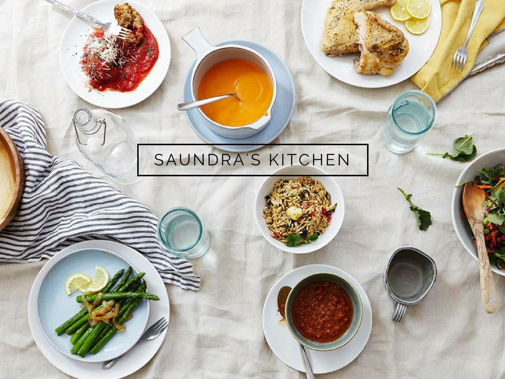 Saundra's Kitchen is an app-based restaurant that delivers home-cooked style meals to your door. / Image courtesy of Saundra's Kitchen / Published: 1.29.17