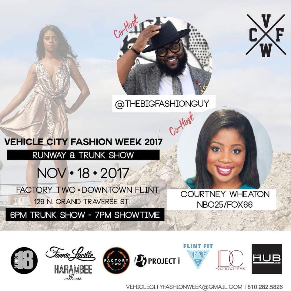 The 2017 Vehicle City Fashion Week ends with trunk and fashion show on Saturday. ( Photo: Courtney Wheaton){&amp;nbsp;}<p></p>
