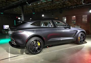 2021 Aston Martin DBX: Bespoke British automaker takes the wraps off its first SUV