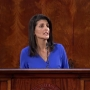 Haley on UN job: South Carolina crises, lessons in diplomacy