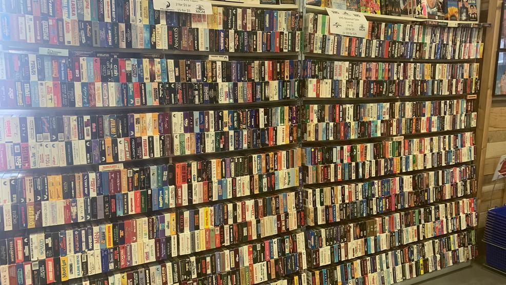 Where Can I Sell My Vhs Tapes >> Vhs Tapes The Next Nostalgic Item To Make A Comeback Wluk