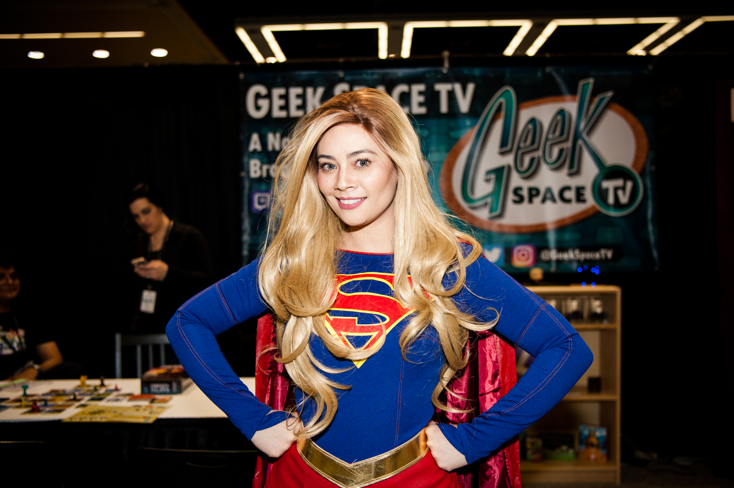 More than 12,000 people celebrated GeekGirlCon in downtown Seattle at the Conference Center this past weekend, an event dedicated to empowering women, girls, and non-binary geeks to pursue their passions — whether they love science and technology, comics, literature, gaming, or anything else. GGC believes everybody is a geek at heart, in one way or another, and we need to ensure all these geeks are supported, welcomed, and encouraged to pursue what they love. (Image: Elizabeth Crook)