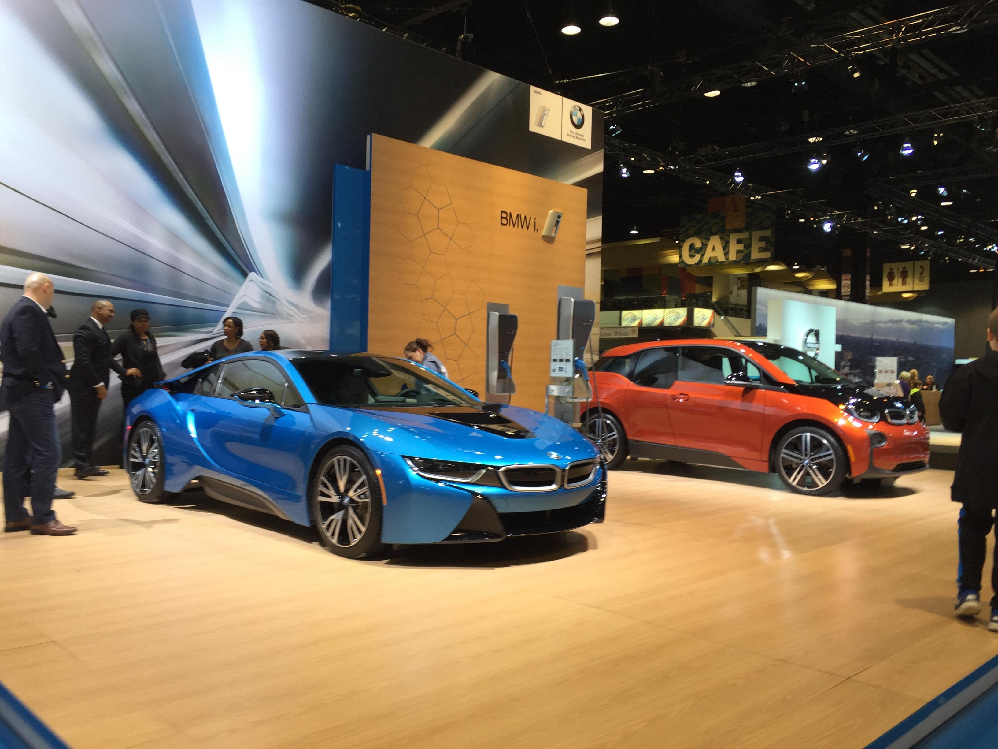 Cool Cars At The 2016 Chicago Auto Show Wluk