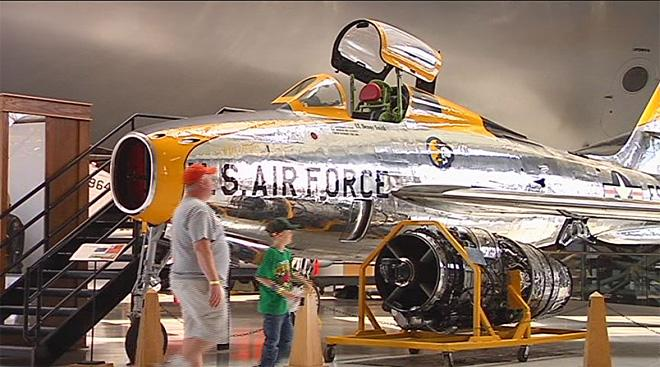 <p>Evergreen Aviation &amp;amp; Space Museum will honor veterans and one accompanying guest with free admission to the Museum on Veterans Day. (File photo/May 2014)</p>