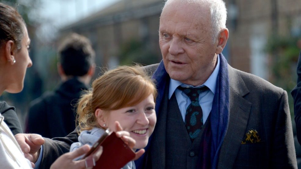 GALLERY | Go behind the scenes of new 'Transformers' movie set with Anthony Hopkins