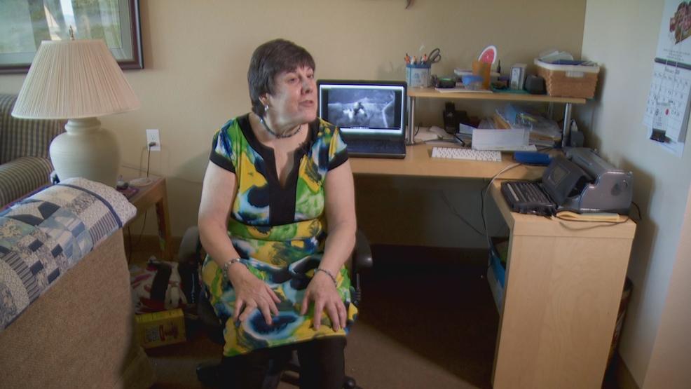 Gresham Woman Plans Documentary For Late Blind Skydiving