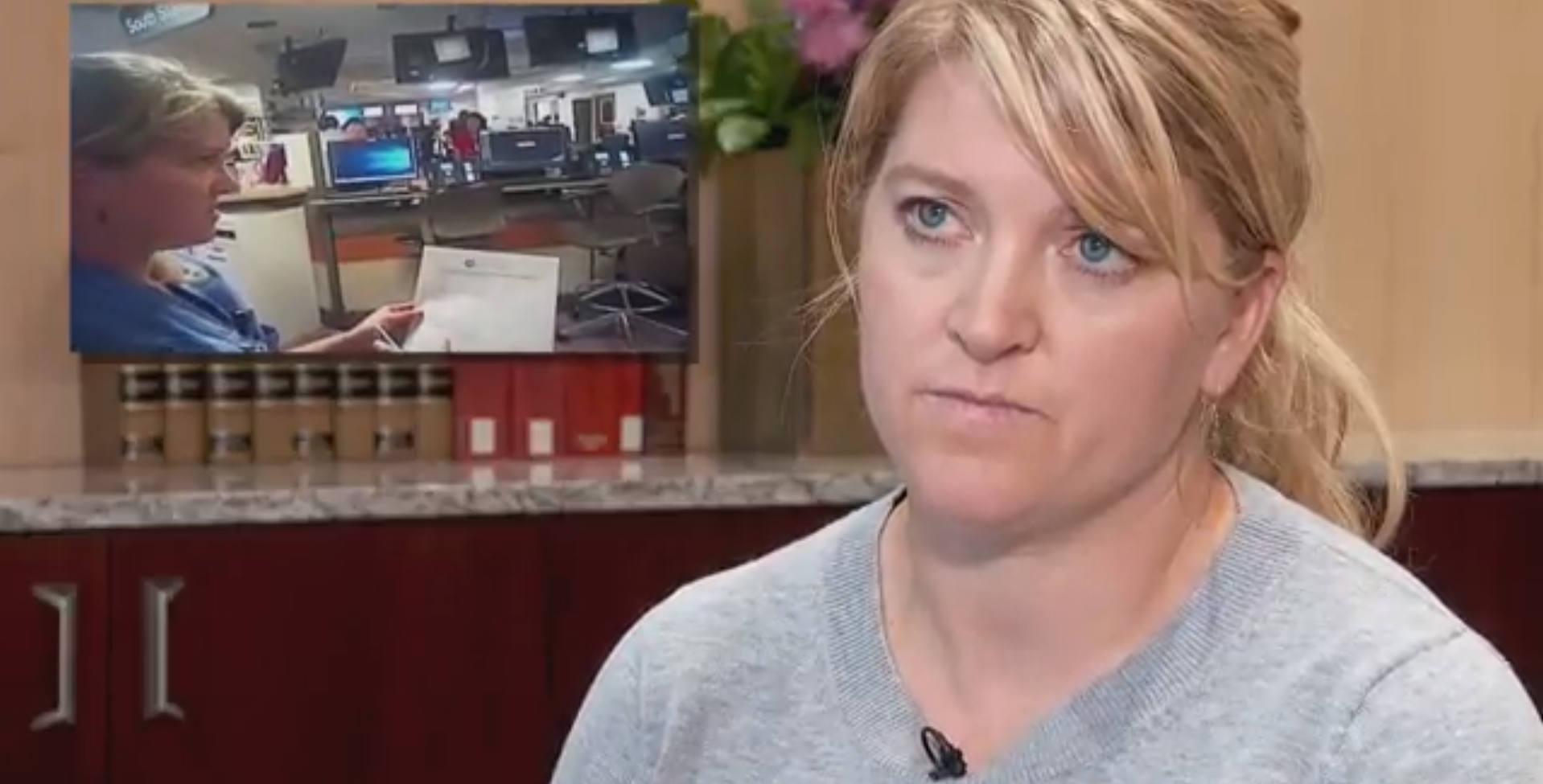 Exclusive interview with U of U nurse in response to arrest video (Photo: KUTV)