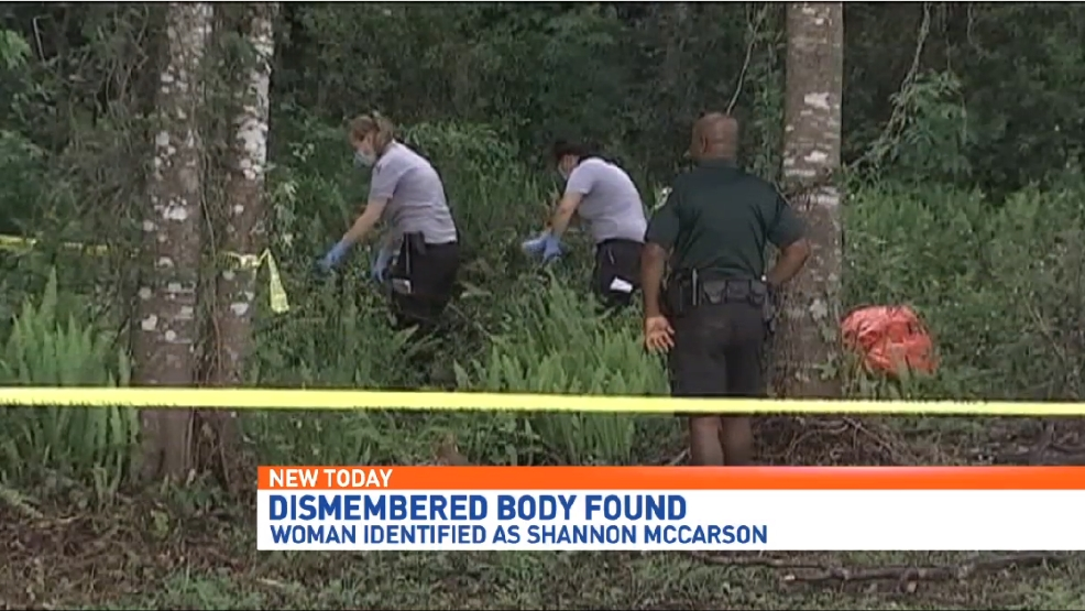 Woman found mutilated in Central Florida