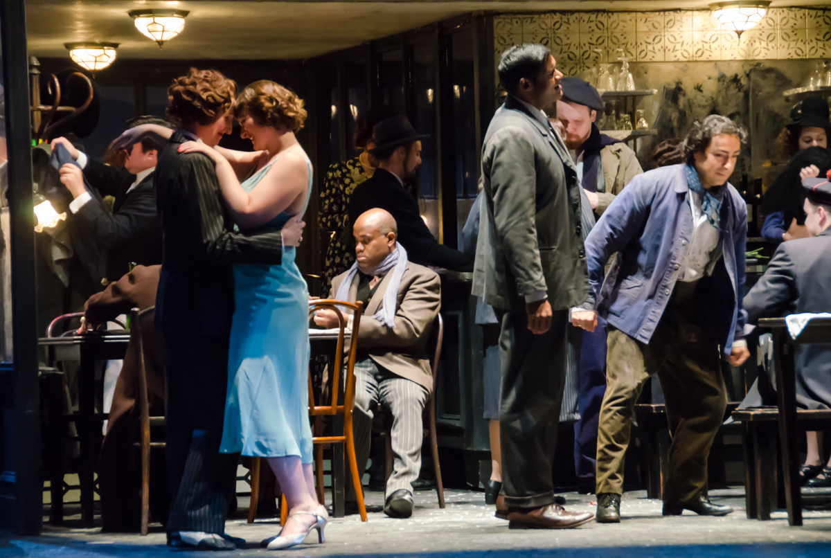 La Bohème is a timeless and world-renowned opera about love, loss, and the perils of youth. See it at the Aronoff Center June 15, 17, 22, and 24. / Image: Sherry Hopkins