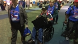 Honor Flight veterans from South Willamette Valley en route to D.C.