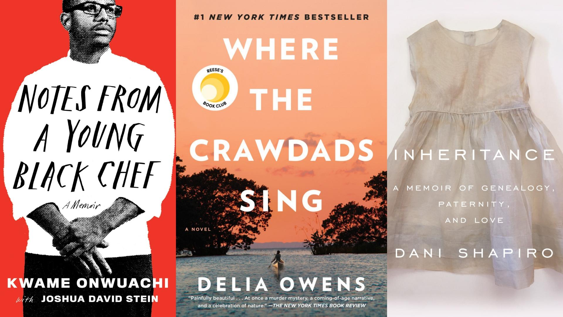 From memoirs to romance and psychological thrillers, the themes of coming-of-age, community and grappling with an identity crisis abound in my spring 2019 book recommendations. (Images: Courtesy of publisher)
