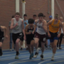 Class D Indoor track and field meet at UNK