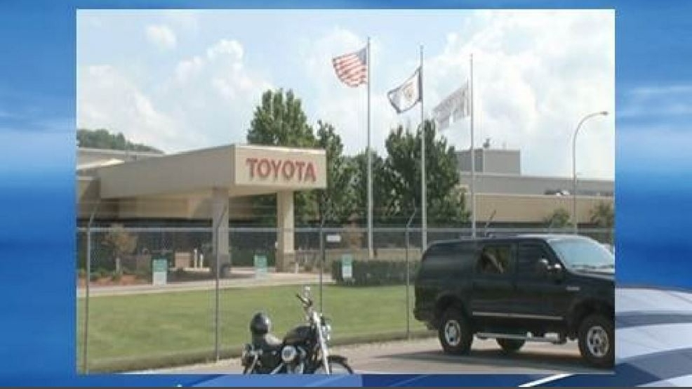Buffalo Toyota Plant Celebrates 20th Anniversary