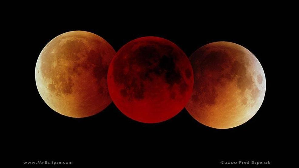 Total eclipse of the moon, a.k.a. Super Blood Wolf Moon happens TONIGHT