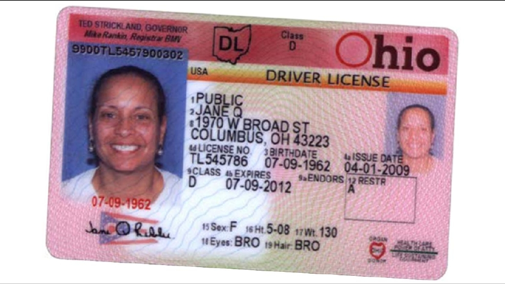 Ohio Bmv Starts Accepting Credit Cards For Driver Fees Wrgt