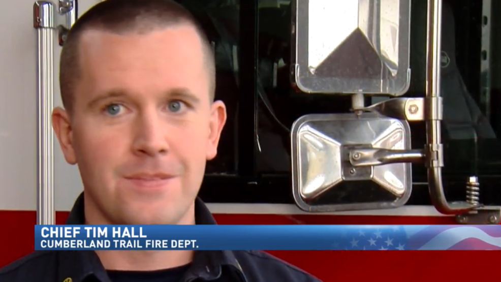 Hall named Chief of Cumberland Trail Fire Department | WTOV