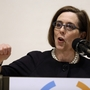 Oregon governor's agenda for 2018: Jobs, PERS, gun control, opioids