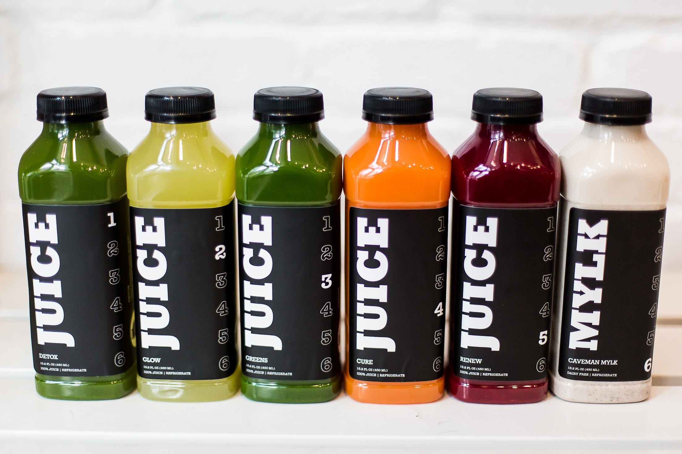 South Block has locations across Northern Virginia and D.C., each blending up small-batch juices with cleansing in mind.{ } (Image: Courtesy South Block)