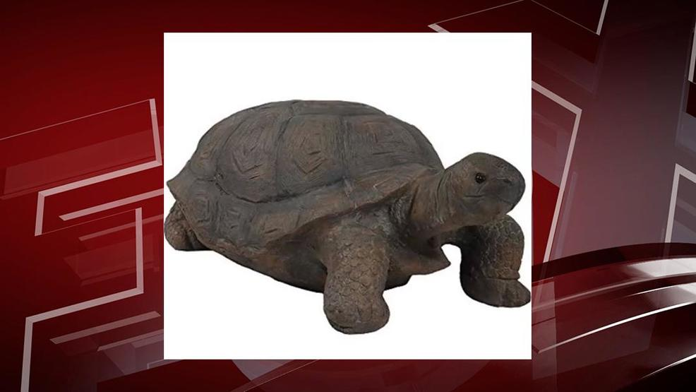 Turtle statues reported stolen from Uncle Mike's Bakery locations