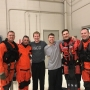 Coast Guard Sector North Bend crew recalls challenging Tuesday night rescue mission