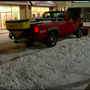 Snow keeps plow drivers busy throughout the night