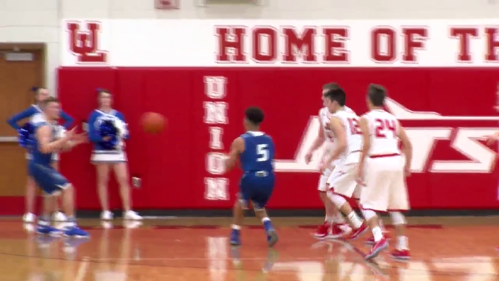 12.6.16 Video- Buckeye Trail vs. Union Local- high school boys basketball