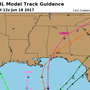Weather watch: 80% chance of tropical cyclone reaching the Gulf Coast this week