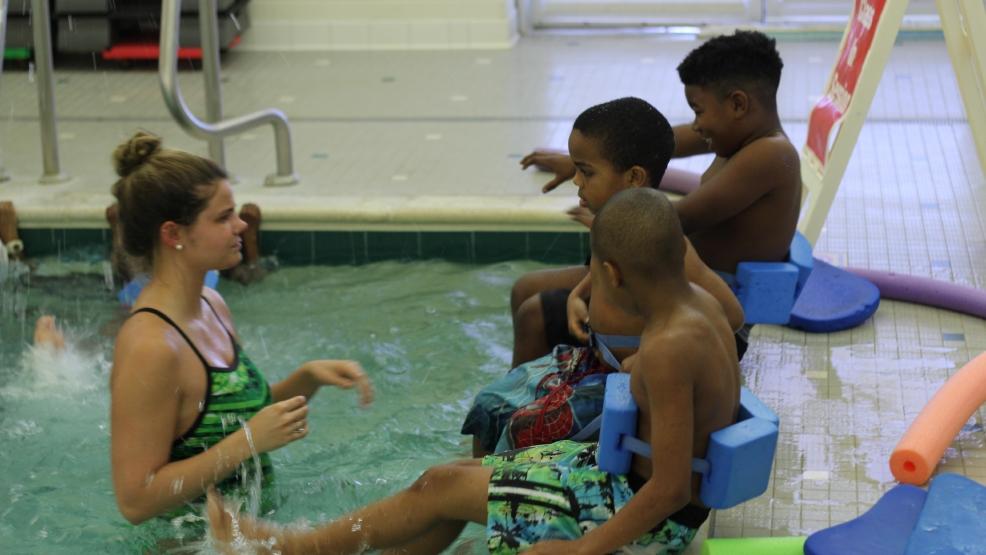 Lynchburg YMCA offering children scholarships for swimming lessons