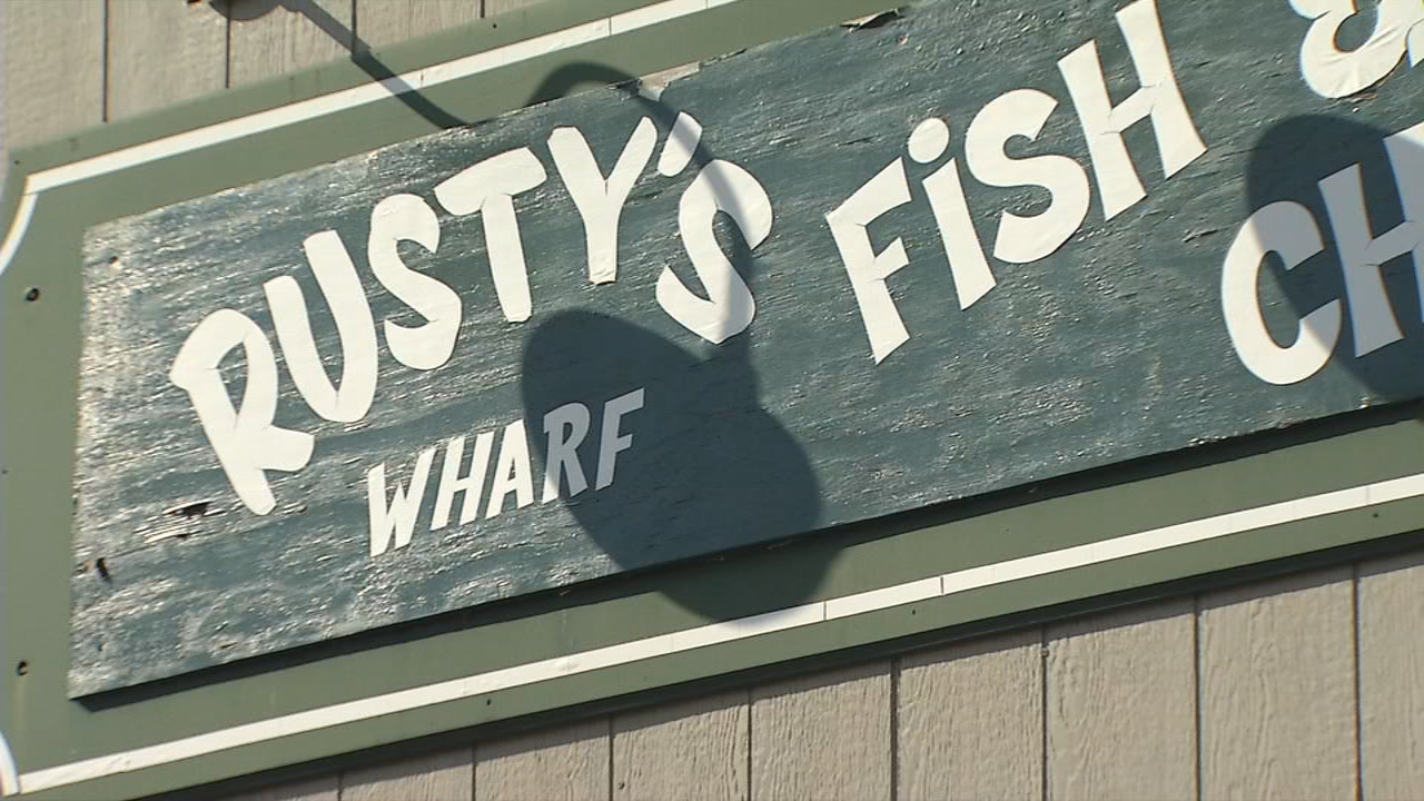 Rusty's Wharf Fish and Chips in Pataskala is this week's Clean Plate Award winner. (WSYX/WTTE)