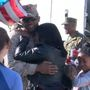 Hundreds of Marines Return After Nine Month Deployment