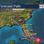 Hurricane Irma's track has shifted west, with Middle Georgia in its path