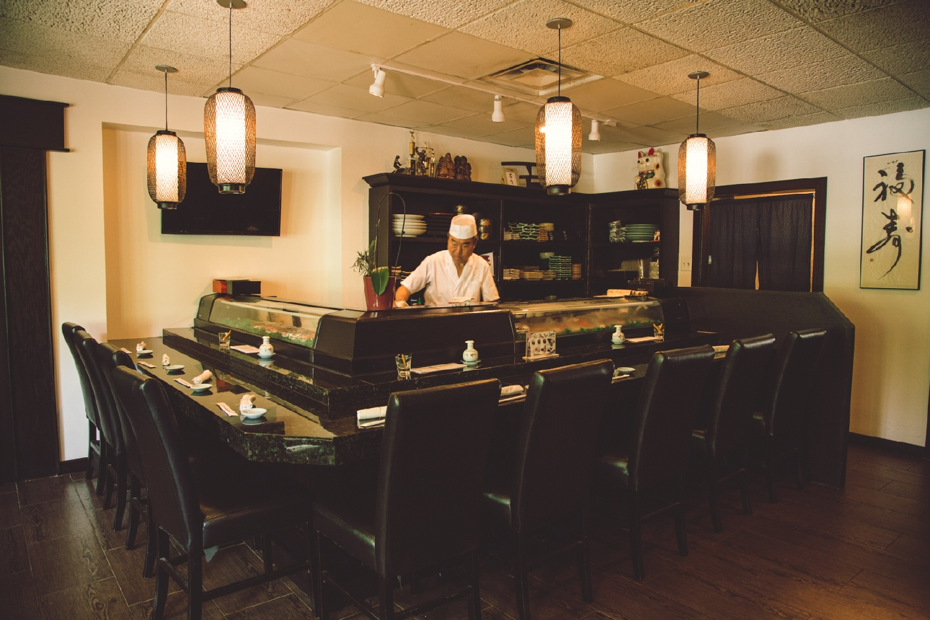 Mei Japanese Restaurant is located in Montgomery at 8608 Market Place Lane (45242). / Image: Catherine Viox