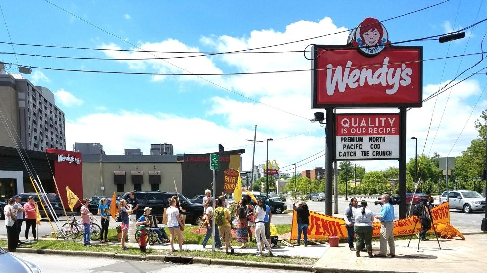 Fast Food Nashville Vanderbilt
