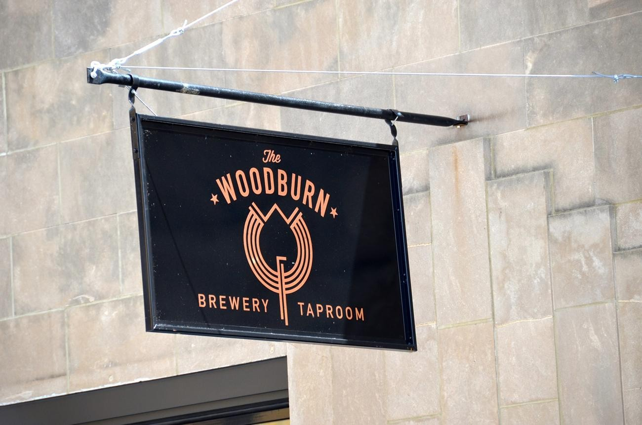 PLACE: Woodburn Brewery / FOR: Lunch / ADDRESS: 2800 Woodburn Avenue, Cincinnati, OH 45206 / Image: Leah Zipperstein, Cincinnati Refined // Published: 4.4.17