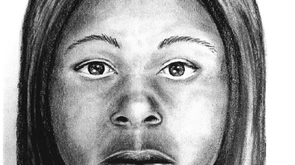 The Dodge Co. Sheriff's Dept. released this sketch of a person of interest in a homicide investigation on Aug. 26, 2014.