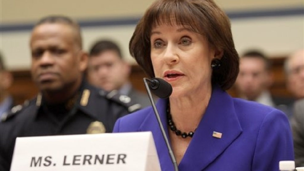 This March 5, 2014 file photo shows former Internal Revenue Service (IRS) official Lois Lerner speaks on Capitol Hill in Washington. A federal judge is ordering the IRS to explain _ under oath _ how it lost a trove of emails to and from a central figure in the agency's tea party controversy. U.S. District Judge Emmet G. Sullivan gave the tax agency a month to submit the explanation in writing. Sullivan issued the order Thursday as part of a freedom of information lawsuit by Judicial Watch, a conservative watchdog group. The IRS says it lost the emails in 2011 when Lois Lerner's computer crashed. At the time, Lerner headed the IRS division that processes applications for tax-exempt status. (AP Photo/Lauren Victoria Burke, File)