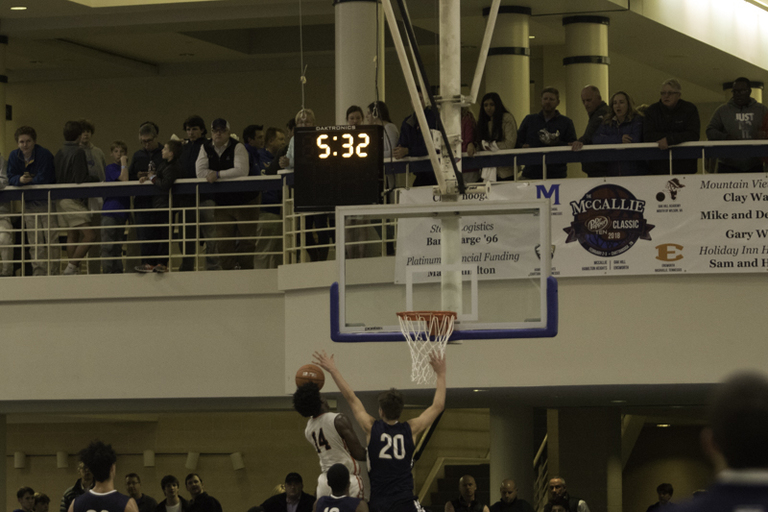 Ensworth wins over Hamilton Heights  in the McCallie Dr Pepper TEN Classic on MyNetwork TV, 71-56.