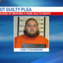 Iowa County man pleads not guilty in slaying of 2-year-old