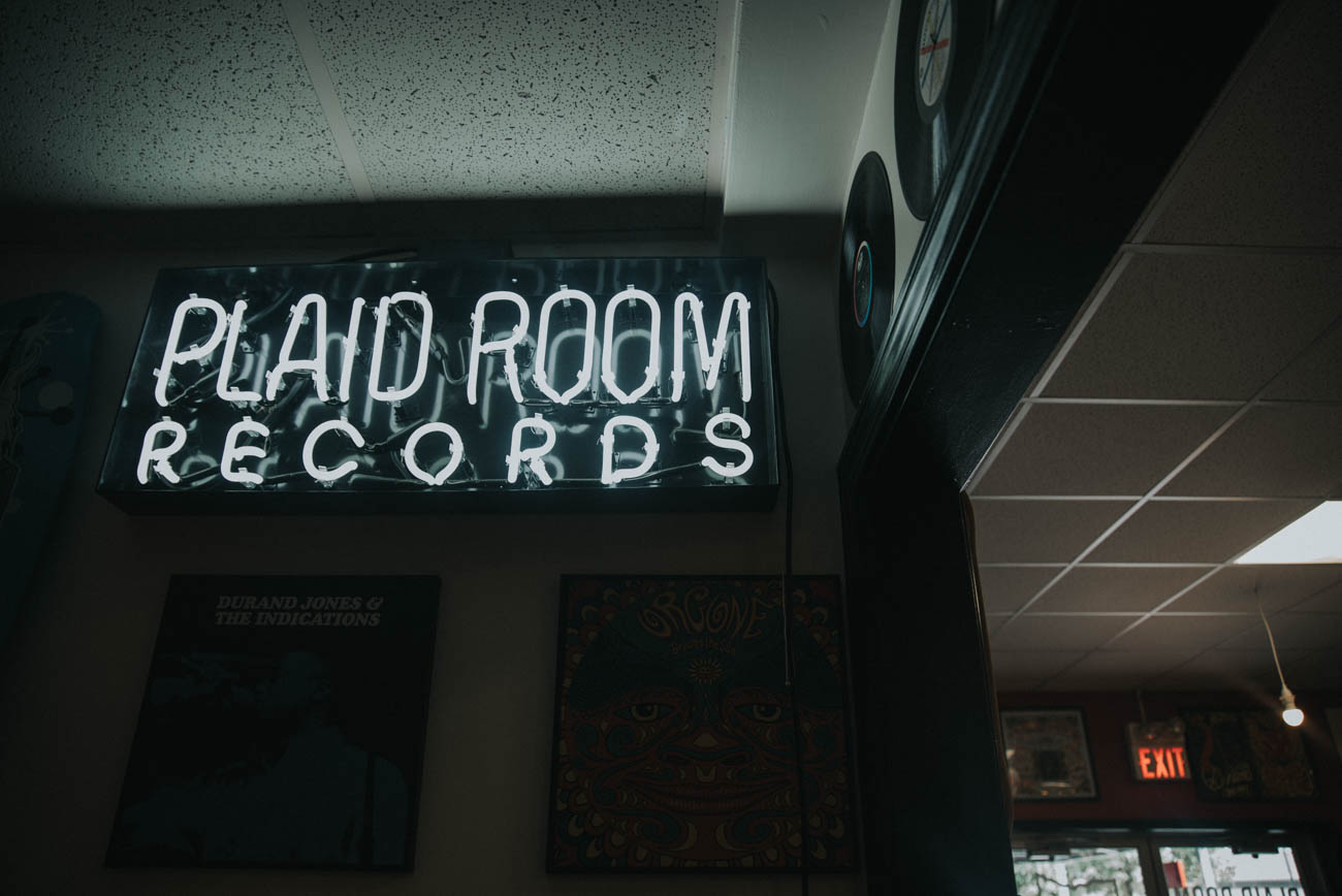 Plaid Room Records is a vinyl record shop located along the bike trail in historic Loveland. It sells new and used records of all types, including ones produced by their own in-house label, Colemine Records, which has been recording for 10 years. The store offers 20,000 LPs in the shop, with new records offered through their online store. ADDRESS: 120 Karl Brown Way (45140) / Image: Brianna Long // Published 9.13.17