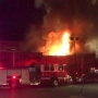 Police report 'casualties' in fire at warehouse party in Oakland, Calif.