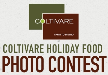 Coltivare Holiday Food Photo Contest