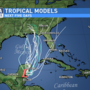 TROPICAL UPDATE: Tropical disturbance expected to become depression by Saturday night
