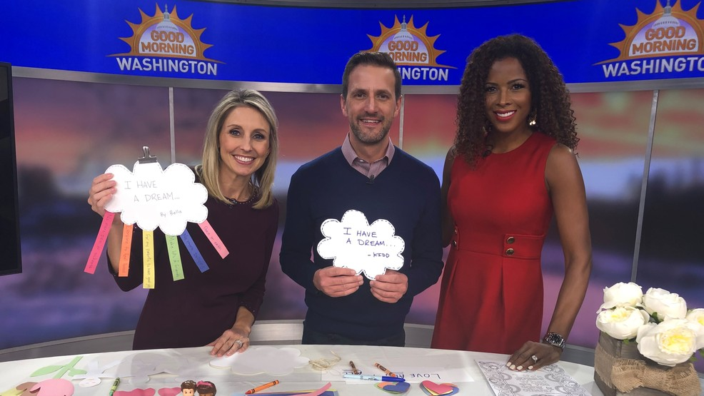 Martin Luther King Jr Day Crafts Wjla